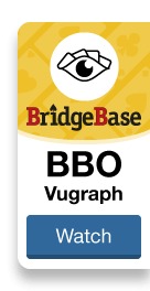 Watch BBO Vugraph